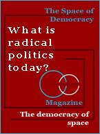 Radical Politics Today