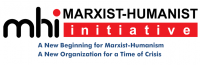 Marxist-Humanist Intiative