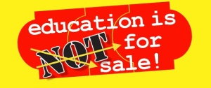 Education for Sale?