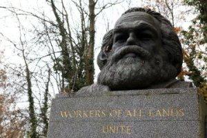 Marx's Grave