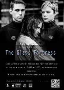 THE GLASS FORTRESS