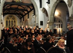 The All saints Chorus and Orchestra